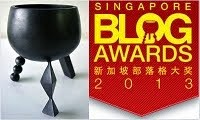 Best Singapore Food Blog 2013