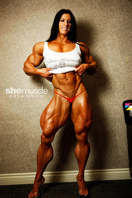 angela salvagno muscle morph