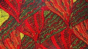 Batik Yang Klasik Bikin Asik Motif Batik Garutan Merak Ngibing