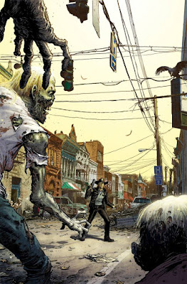 The Walking Dead Day (Tony Moore)