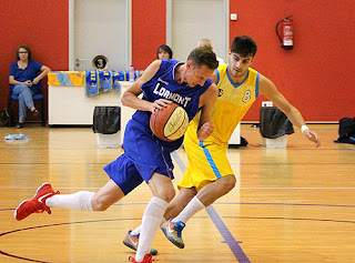 Baloncesto Villa Aranjuez Lormont