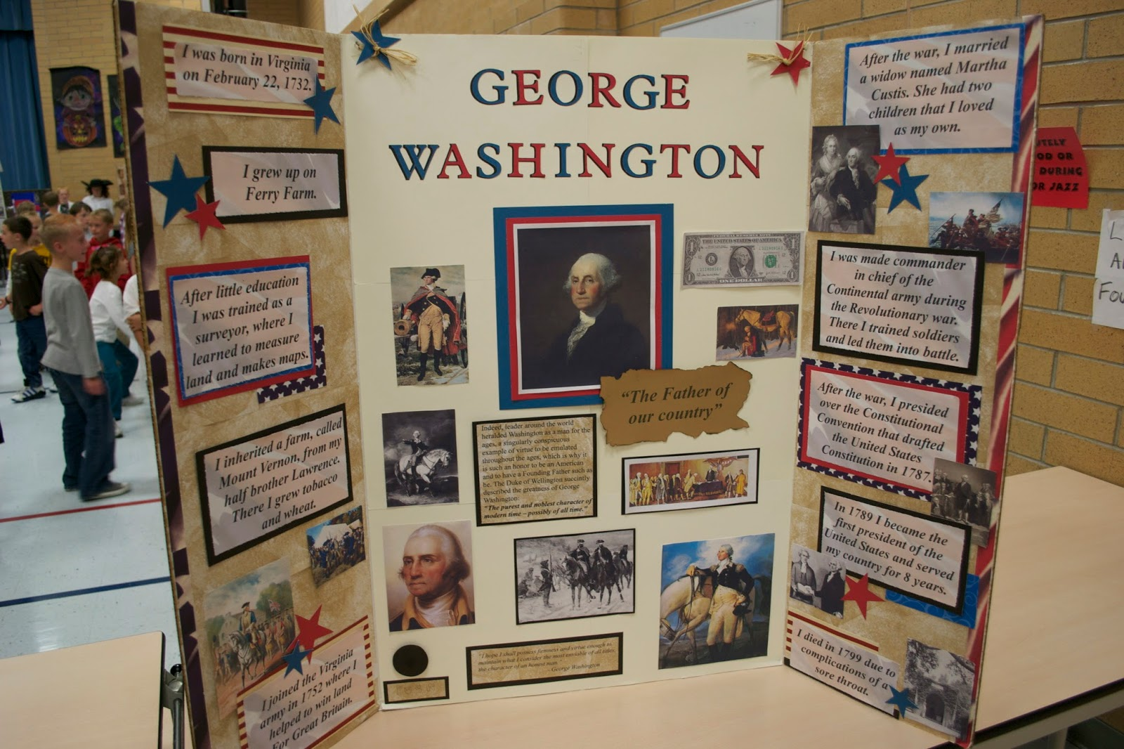 What The Teacher Wants Wax Museum