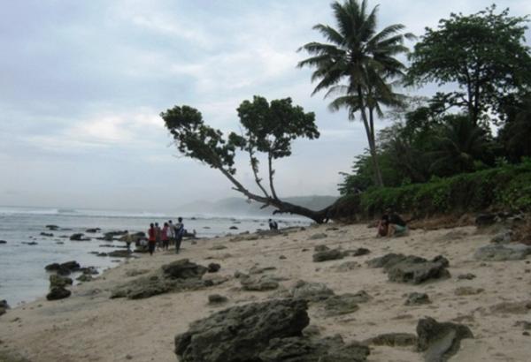 Gambar Pantai Karapyak Pangandara