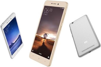 điện thoại Xiaomi mới
