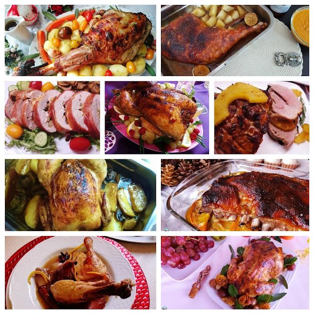 9 asados de carne para navidad