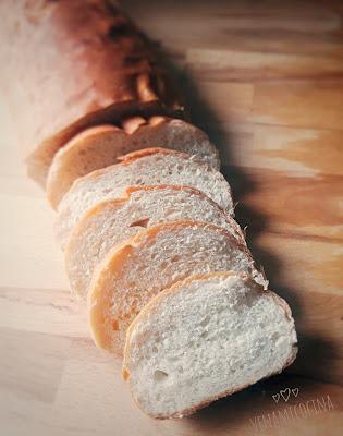 Pan casero para hacer torrijas