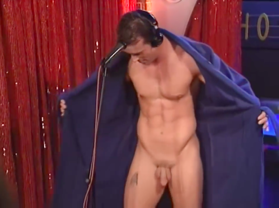 Howard stern small penis contest photo