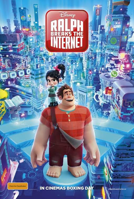 هذه هي أفضل أفلام 2018.. فيلم Ralph Breaks the Internet: Wreck-It Ralph 2