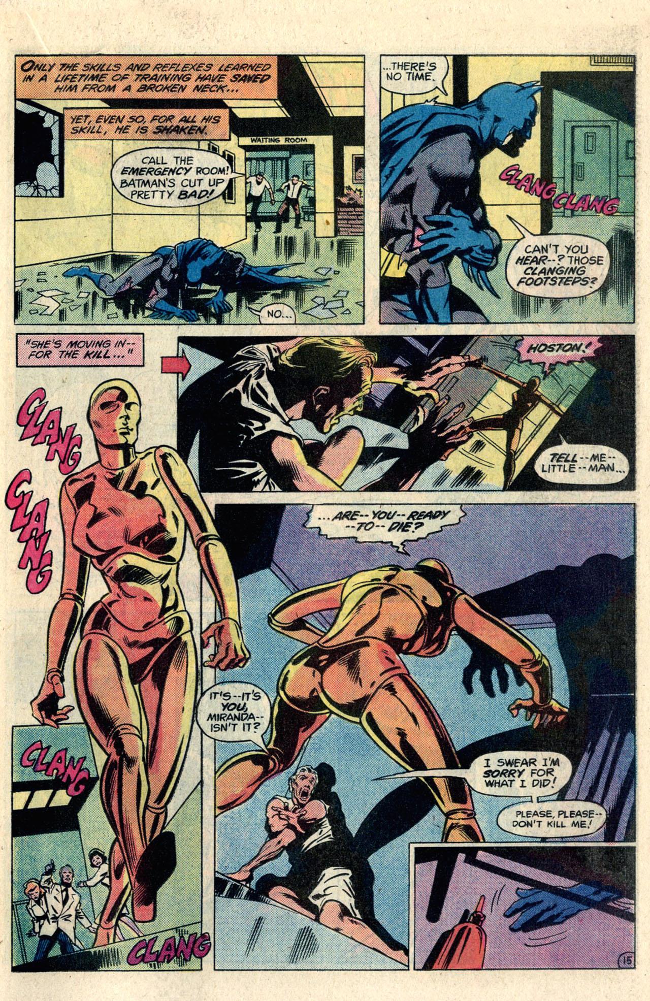 Detective Comics (1937) 507 Page 18