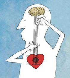 Risultati immagini per musica mente cuore