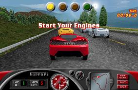 Ferrari Car Games Pics Top Photoshot