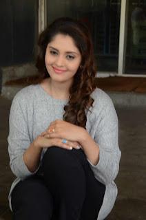 Actress Surabhi Stills At Attack Movie Audio Launch  0048