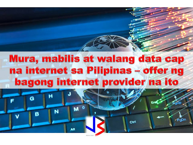 Internet has always been a concern of many in the Philippines. In this age of technology, one of the things that probably keeps the Philippines behind is the slow internet speed.   Recently, an emerging internet company in the Philippines, named Converge ICT launched a broadband plan that is way cheaper and comparatively faster than its competitors.     Converge ICT, whose connection is fiber-only released a broadband plan that is faster with NO data cap.   Their entry-level plan can be subscribed to at only P 1,500.00, It offers a speed of 25 MBPS (megabits per second). This plan is already an upgrade from the previous 20 Mbps of P 1,500.00 per month. The subscribers of the old plan will also be receiving an upgrade of additional 5 Mbps.     Internet has always been a concern of many in the Philippines. In this age of technology, one of the things that probably keeps the Philippines behind is the slow internet speed.   Recently, an emerging internet company in the Philippines, named Converge ICT launched a broadband plan that is way cheaper and comparatively faster than its competitors.     Converge ICT, whose connection is fiber-only released a broadband plan that is faster with NO data cap.   Their entry-level plan can be subscribed to at only P 1,500.00, It offers a speed of 25 MBPS (megabits per second). This plan is already an upgrade from the previous 20 Mbps of P 1,500.00 per month. The subscribers of the old plan will also be receiving an upgrade of additional 5 Mbps.         Compared to its competitors or other internet providers, their plan is way cheaper and faster.  PLDT's rates for fiber connections (no data cap) are 5Mbps/P1699 a month , 20Mbps/P1899, and 50Mbps/P2899.  Globe, on the other hand offers 10Mbps/P1299 a month plan capped at 50GB (LTE) or 100GB (DSL), and a 15Mbps/P1599 a month capped at 150GB.  Skycable has 3Mbps/P999, 8Mbps/P1399, and 16Mbps/P1999 a month plans. If computed based on peso-per-Mbps basis, Converge's broadband plans are che