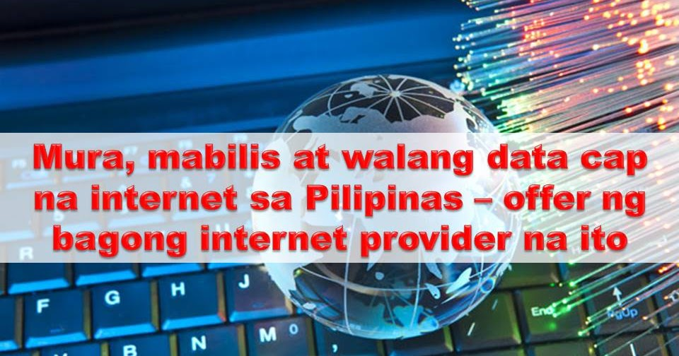 Converge Internet Provider Launched Faster Er Rate With No Data Cap