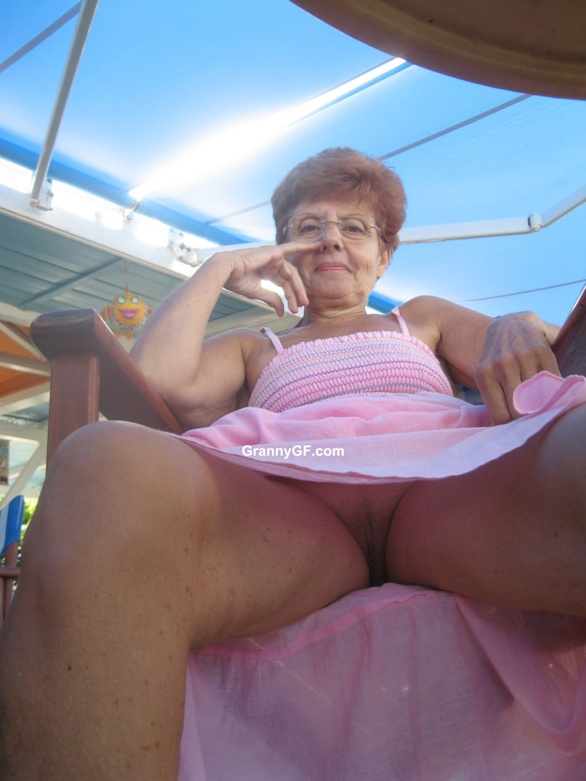 Oldnanny old and young woman masturbating and sucking dick 3