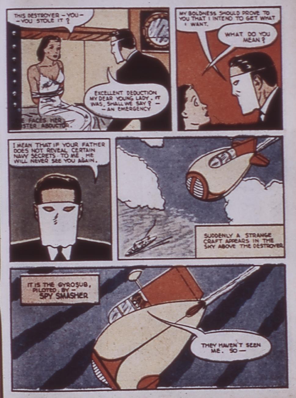Read online WHIZ Comics comic -  Issue #3 - 63