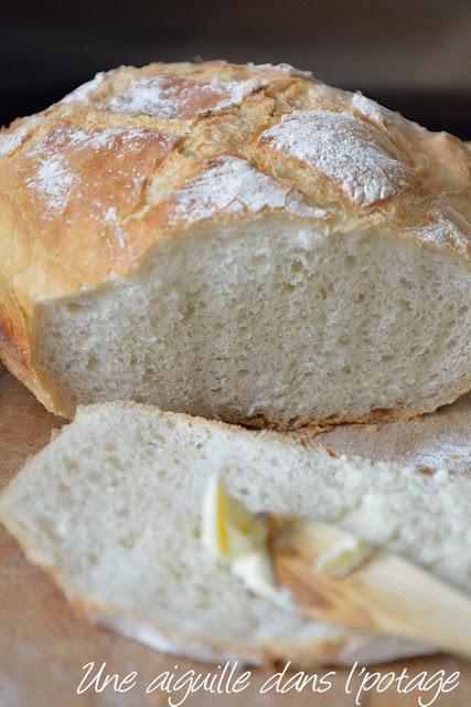 pain-blanc-fait maison-cocotte