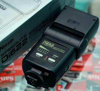 Flash Bekas Nissin Di622 ( ITTL Nikon )