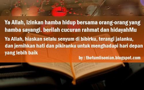 Gambar DP BBM Kata Kata Doa Islami