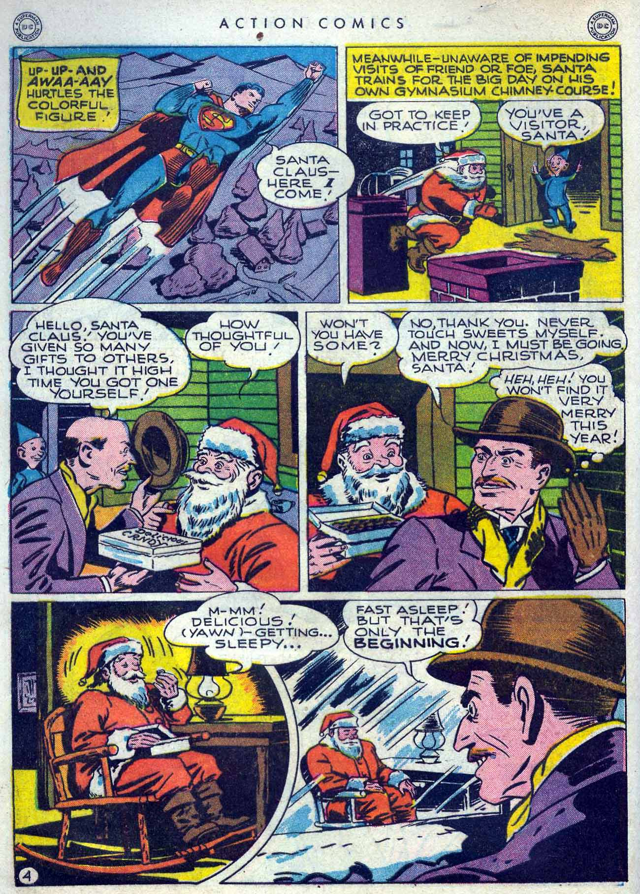 Action Comics (1938) 105 Page 5