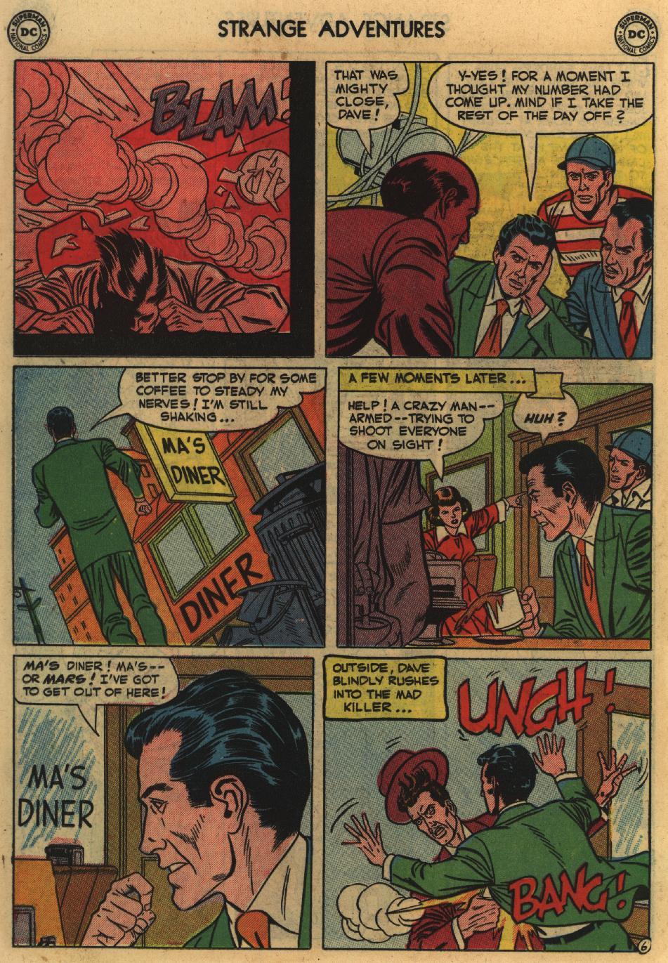 Strange Adventures (1950) issue 11 - Page 32