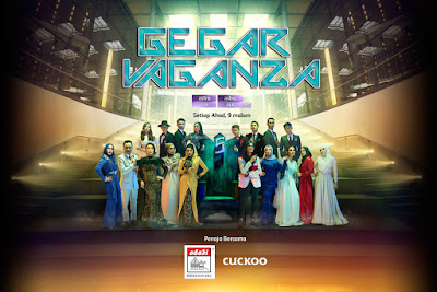 Live Streaming Gegar Vaganza 5 (GV5) 2018