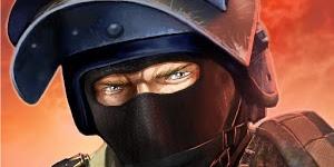 Download Game Bullet Force v1.04 APK+Data MOD Unlimited Money