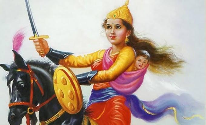 झांसी की रानी हिंदी कविता | Jhansi Ki Rani Poem in Hindi