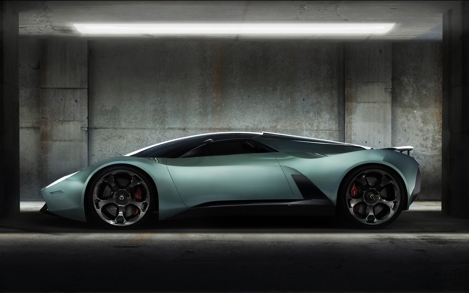 Lamborghini Insecta Concept Wallpaper Lamborghini Cars