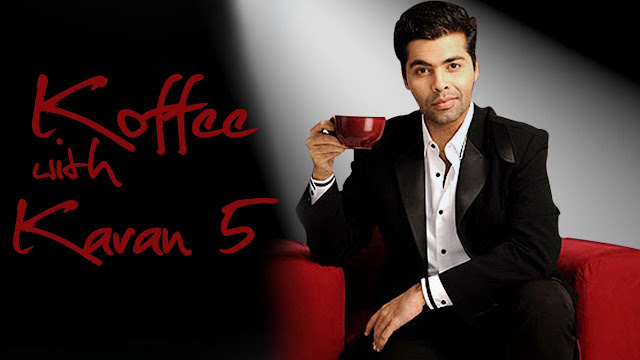 Koffee with Karan 5 teaser