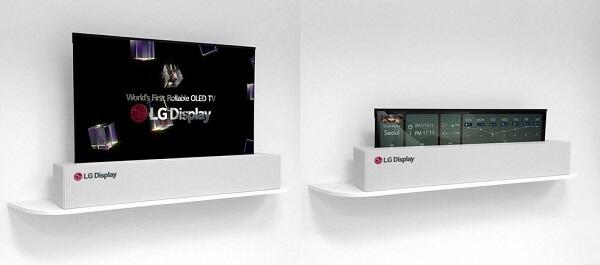 شاشة LG القادمة بحجم 65 بوصة بتقنية OLED