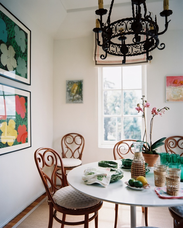 Most Lucrative Dining Room Interior Design Ideas To Beauty: New Home Interior Design: Lonny Magazine