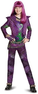 Girls Disney's Descendants 2: Mal Deluxe Isle Look Child Costume
