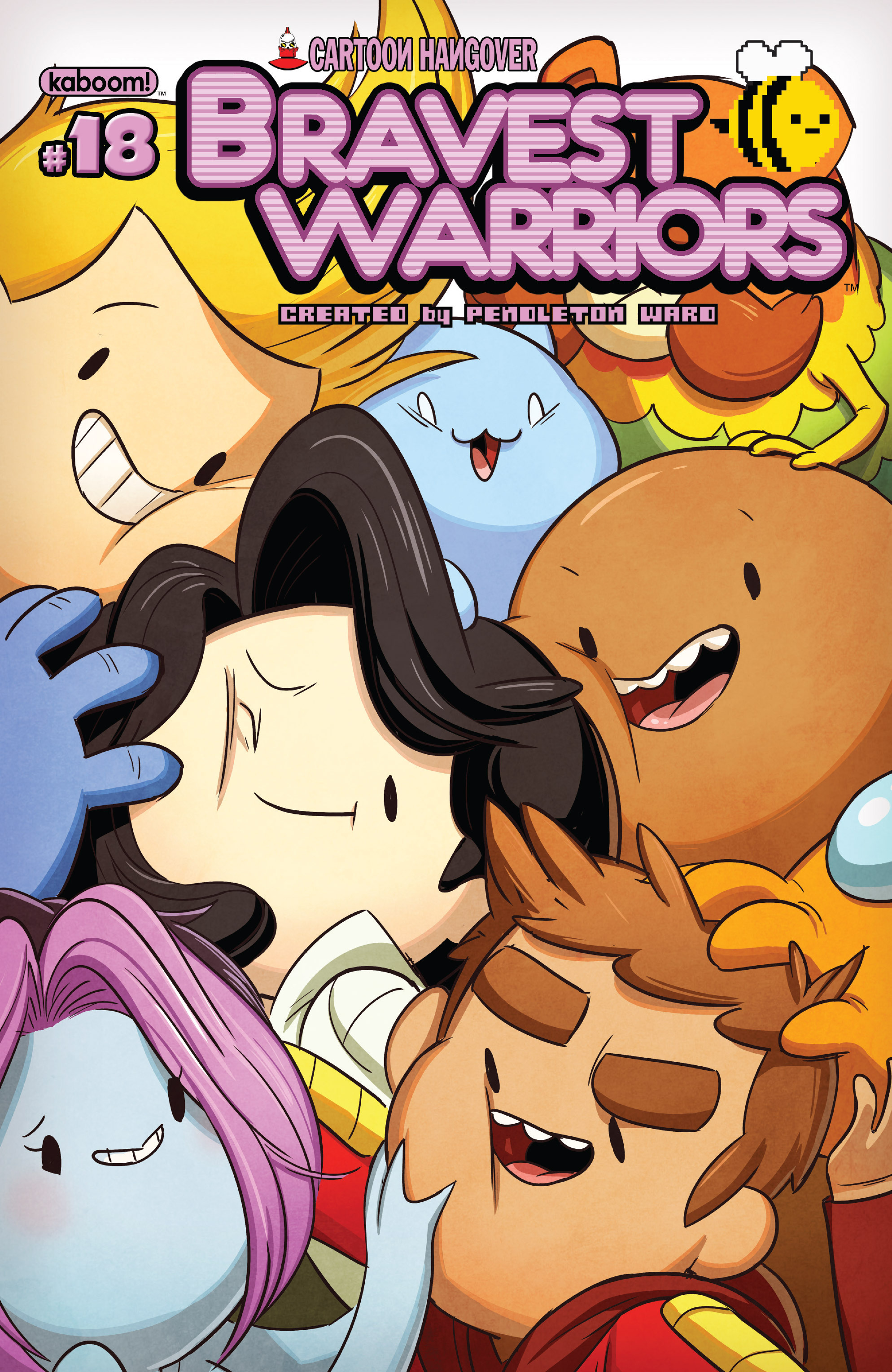 Bravest Warriors 18 Page 1