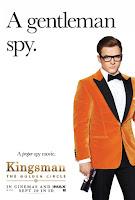 Kingsman: The Golden Circle Movie Poster 14
