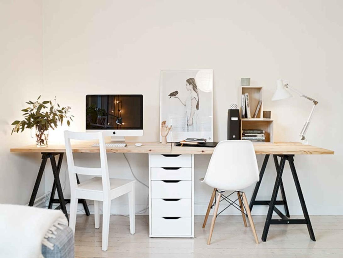 Escritório em casa – Organize seu espaço gastando pouco e comprando on-line.