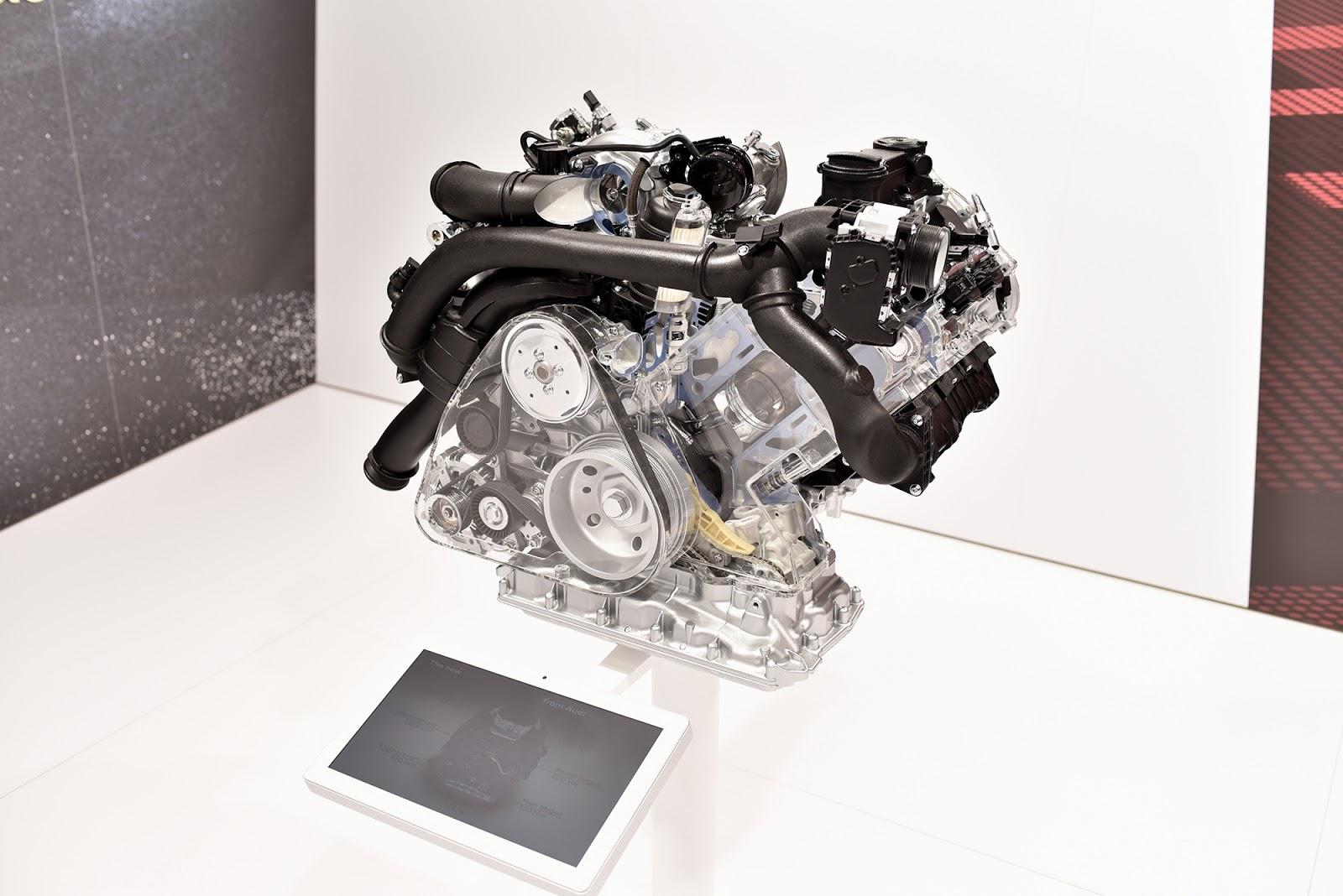 Motorensymposium Der Neue Von Audi