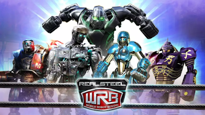 Download Game Android Gratis Real Steel World Robot Boxing apk + obb