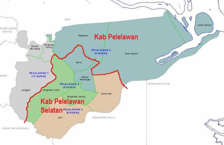 KangAtepAfia.com : Kabupaten Pelelawan Selatan
