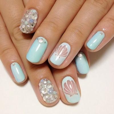 Uñas – nails - unhas a la moda