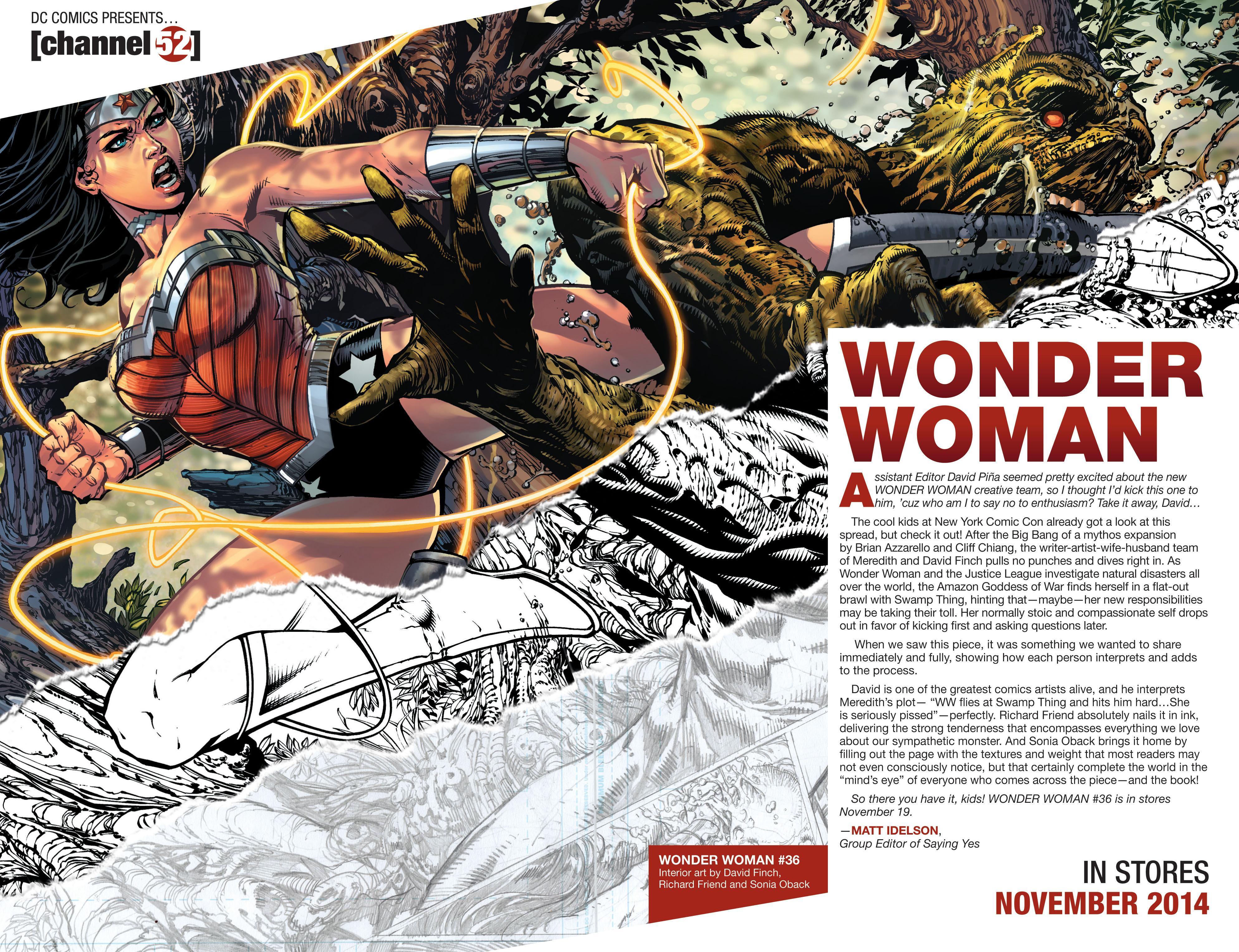 Read online Wonder Woman (2011) comic -  Issue #35 - 23