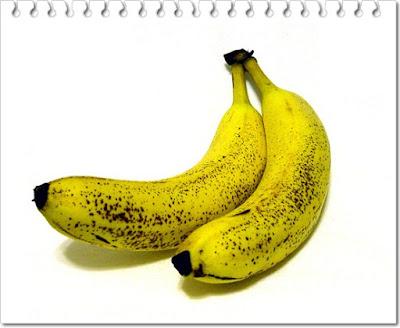 Buah pisang dan manfaatnya untuk kecantikan wajah