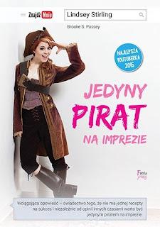 """Jedyny pirat na imprezie"" Lindsey Stirling - recenzja"