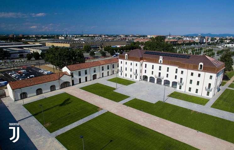 Nova era, novo glavno sjedište Juventusa