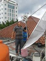 Ahli & Terima Pasang Parabola - Tangerang Selatan
