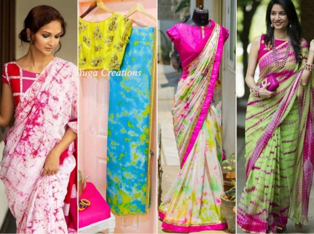 tie & dye – shibori printed outfits!!!