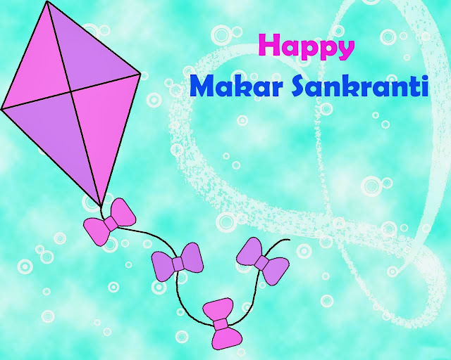 Makar Sankranti HD wallpaper for android phone