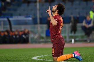 Liverpool menginginkan Mohamed Salah 50 Juta Euro