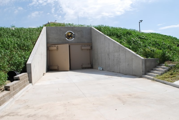 Μυστικές υπόγειες πόλεις στο Τέξας για να φιλοξενήσουν την ελίτ όταν έρθει η στιγμή