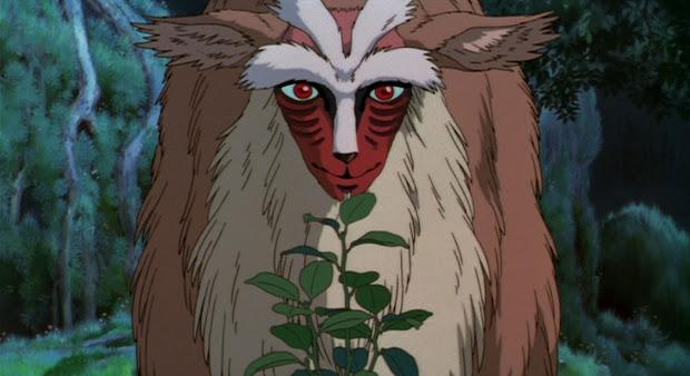 Generaci Ghibli Crtica 'la Princesa Mononoke' Hayao Miyazaki 1997